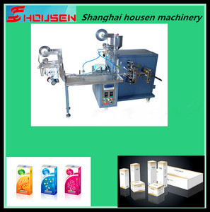 CE Molins HLP 2-N Cigarette Packing Machine