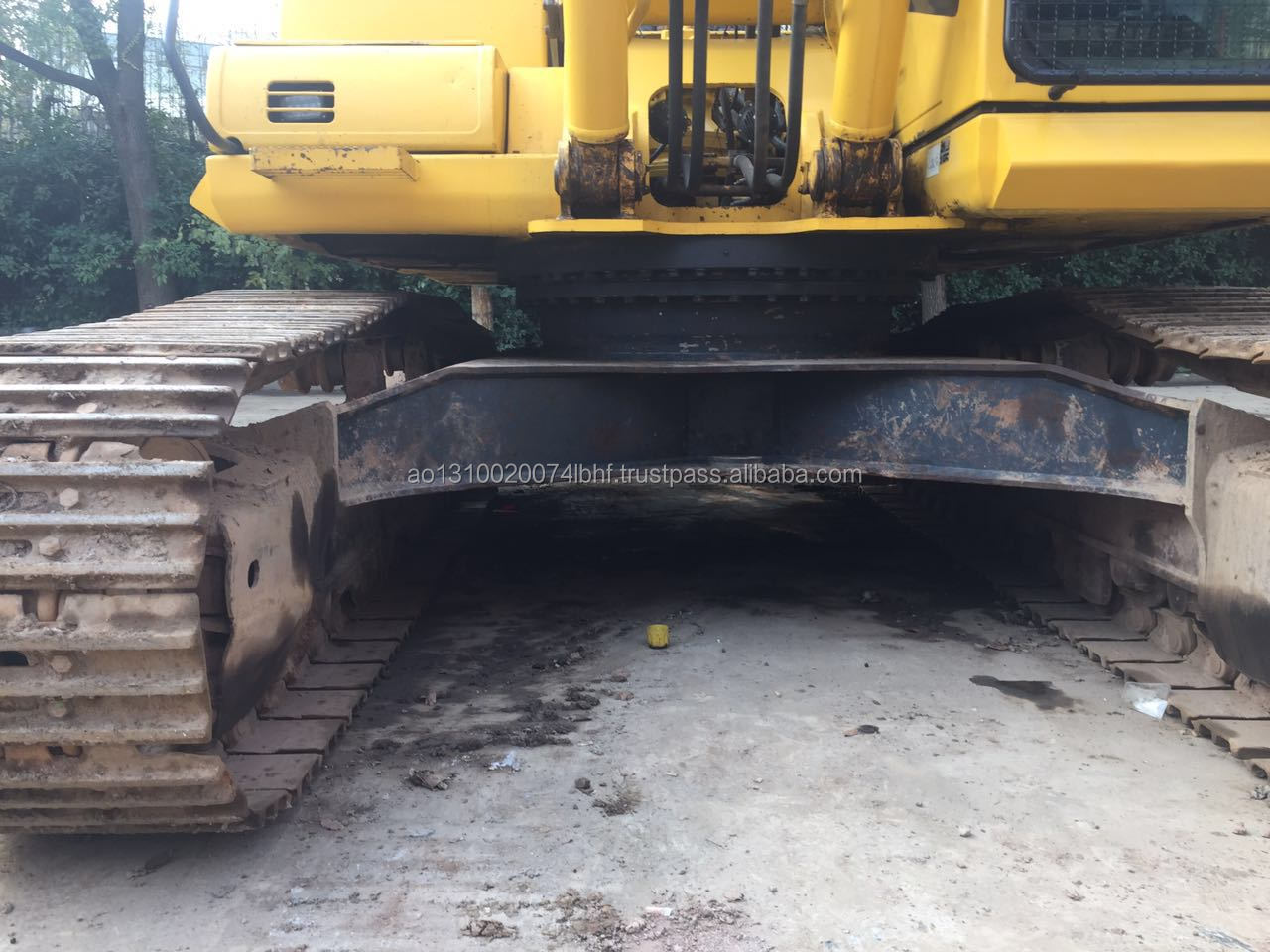Second Hand komatsu PC360-7 excavator in lowest price with good quality