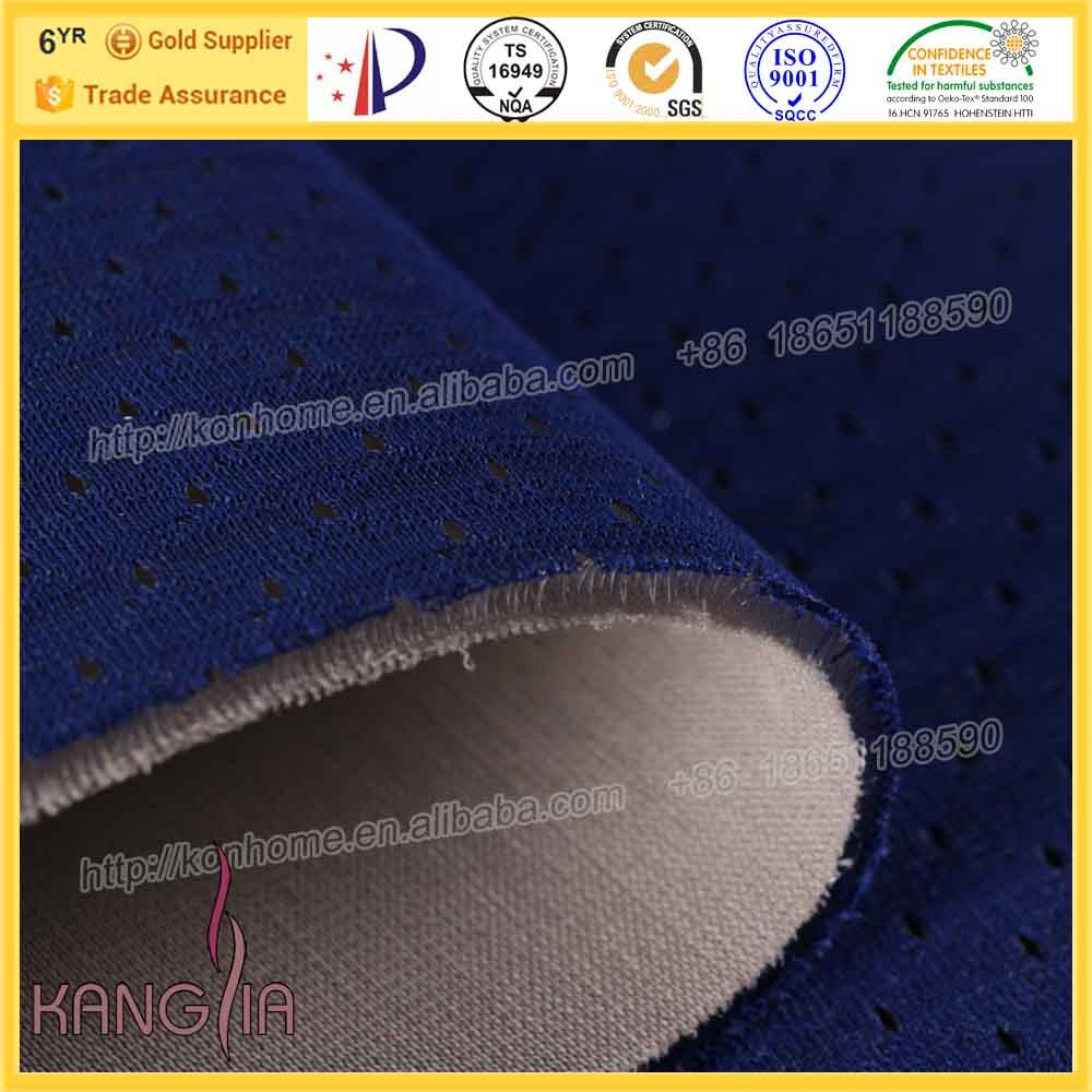 Nylon Breathable Stretch Mesh for Car Upholstery Fabrics