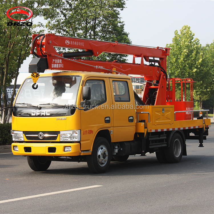 China made hyudraulic aerial High-altitude Operation Truck