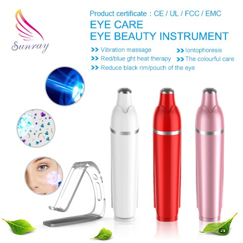More available colors eye test machine infrared ultrasonic beauty device