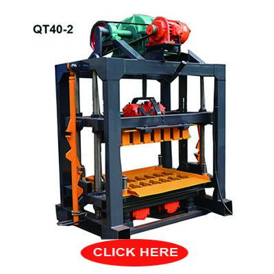 QT4-18 yaygın olarak kullanılan usa satılık beton blok yapma makinesi