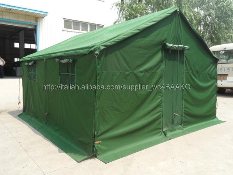 Tenda Da Campo.12m2 Cotten Tenda Da Campo Militare Per L Uso Invernale