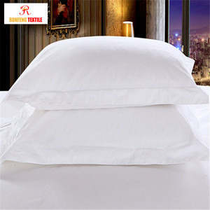China wholesale 100% cotton soft sateen pillow case cover cotton