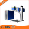 30w bottle / Wood / cloth / cable Co2 plastic laser marking machines