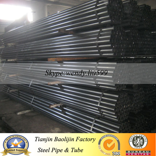 Black MS 1 m diameter pipe