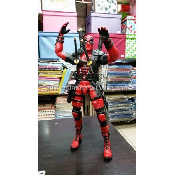 2016 Marvel Movie Version Super Hero Deadpool 10