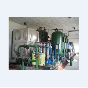 Automatic RO Water Treatment System Purified Water Filter System For Pure Water Production