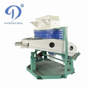The 50 TPD maize flour milling machine making corn flour machine