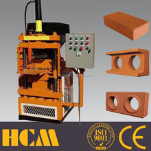LY1-10 Fully automatic clay block making machine/clay brick making production line