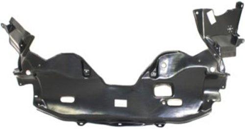 Crash Parts Plus Front Engine Splash Shield Guard for 2006-2011 Honda Ridgeline HO1228121