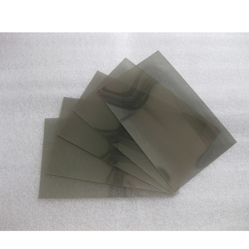 Wholesale New 7inch 0 degree/90 degree 155*98MM LCD Polarized Film polarizer Film For TFT Screen Glossy