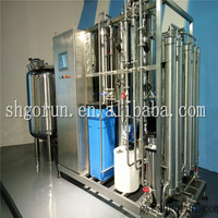 Compact Ro Drinking Water Equipments Process System With Desalination Water Treatment Technology Made In China