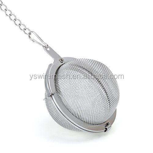 kitchen Accessories Stainless Steel Single Cup Tea Infuser ball shape
