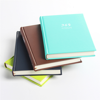 365 Days Time Agenda Candy Colored School Student Diary Daily 10