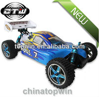 1/10th Sacle Pro version EP Electric Powered Brushless 7.2A 1800mAH 4WD Am Radio Control High Speed RC Hobby Buggy