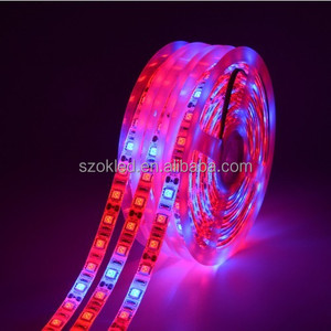 Hot! LED Grow light Full Spectrum 5M LED Strip light 5050 Flower Phyto Growth