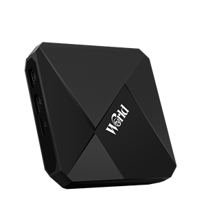 ZTE ZXIC ZX296716 Ott Remote Control Android TV Box with Android 7 1 OS iptv