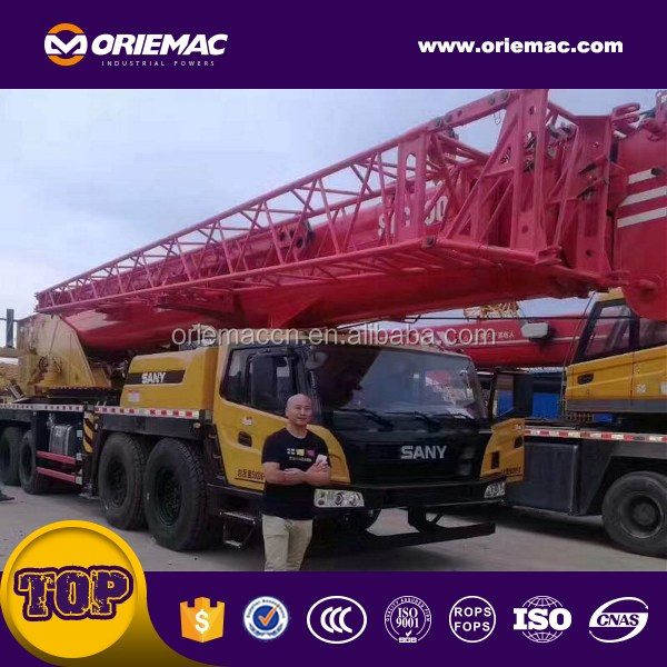New SANY STC800 Mobile Truck Crane 80ton telescopic boom crane price in Bahrain