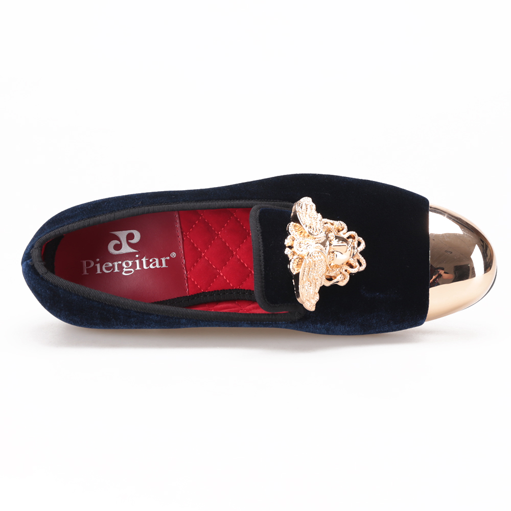 Loafers Gold Slippers Gold Crystal Shoes Wedding Men Dress Fashion Tassel Men Men and Party New Toe q0fvt4t