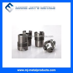 Tungsten carbide Y type three grooves thread nozzles