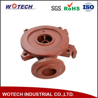 sand casting ductile iron