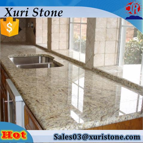 Pre Cut Giallo Ornamental Granite