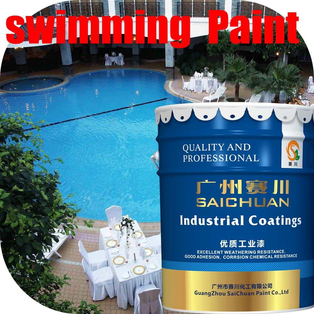 Epoxy Waterproof Swimming Pool Paint - Buy Waterproof Paint,Wall Paint,High  Quality Epoxy Swimming Pool Paint Product on Alibaba.com