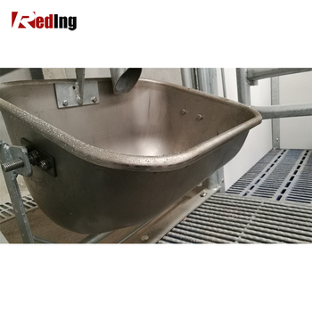 nursery shop used stainless sided double feeders livestock hog feeder for equipment sale staco