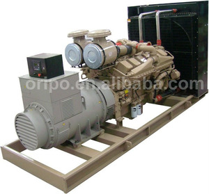 800kva generator set with stirling engine fitted in 20ft container