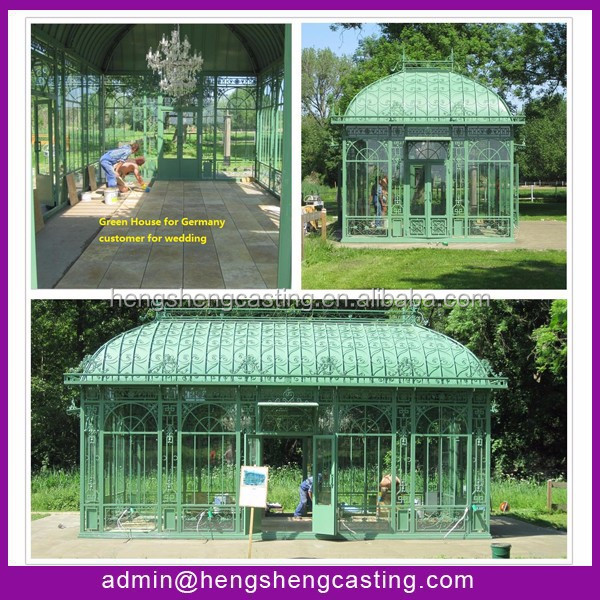 New Products Steel Garden Green House / Garden Green House