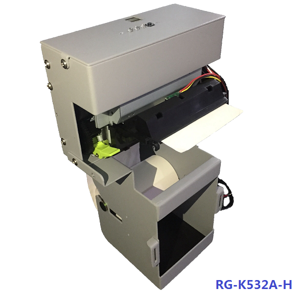 3 Inch Embedded Thermal Printer Cutter For Kiosk