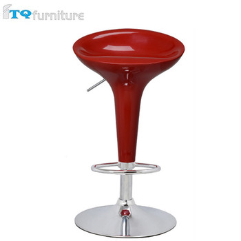 Outstanding China Supplier Cheap Price Bright Red Plastic Swivel Bar Stools Buy Bar Stool Supplier Red Plastic Chair Cheap Items To Sell Product On Alibaba Com Inzonedesignstudio Interior Chair Design Inzonedesignstudiocom