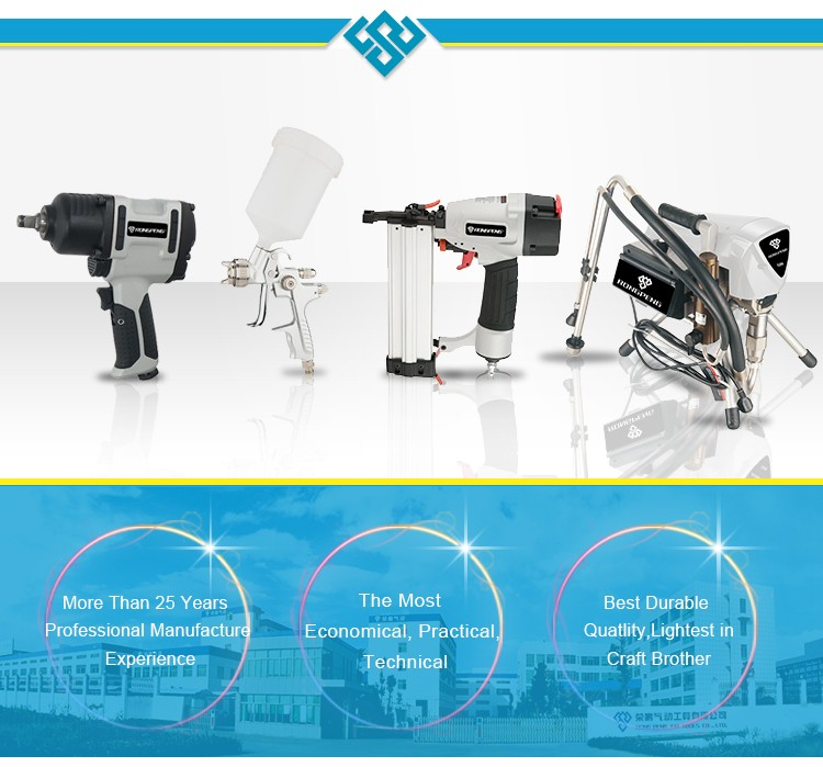 RONGPENG Primer Painting High Technical Manufacturer Spray Gun Kit