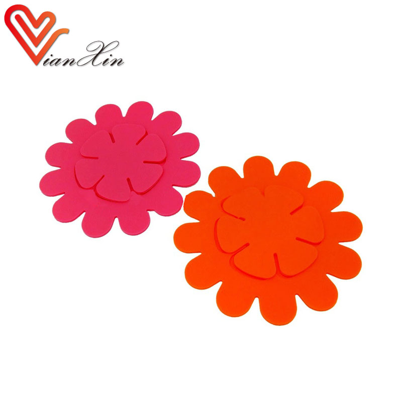 eco-friendly rubber suction cup mats for promotion
