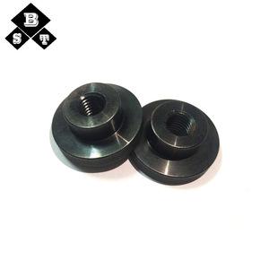 CNC Lathe Turning Part Aluminum Alloy 6061 T6 Anodized Equipment Pressure  Control Knob Flow Regulator