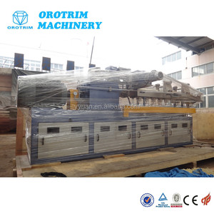 used TH35 lab machine twin screw pp pe pelletizing machine extruder