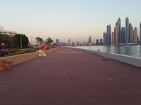Big WPC Decking Project for Dubai
