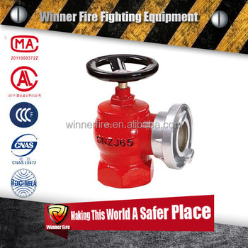 Water Power Fire Control Equipment Indoor Type Hydrant with High Quality