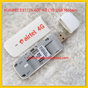 Unlocked Huawei E3372 E3372h-607 4g Lte 150mbps Usb Modem Usb Dongle  Support All Band - Buy Huawei E3372h-607,E3372h-607,4g Dongle Product on