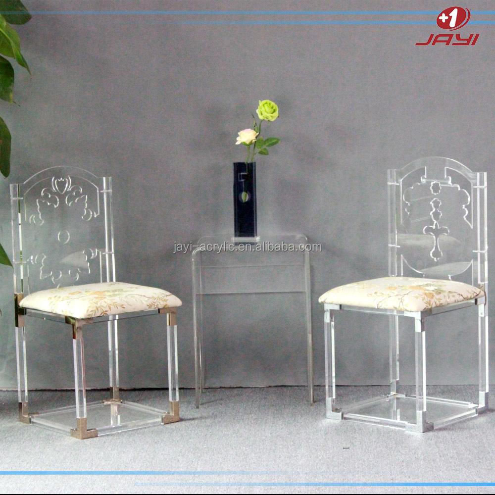 Esstisch Stühle Acryl ~ China lieferant großhandel acryl moderne und billig esstisch setesstisch und