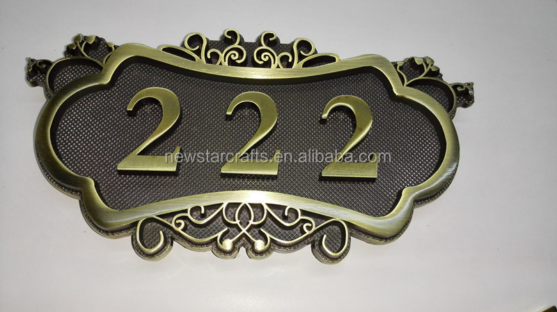 Name Plate Design For Home, Name Plate Design For Home Suppliers And  Manufacturers At Alibaba.com