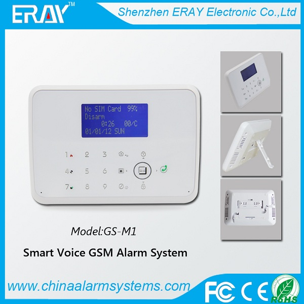 alarm system central monitoring station