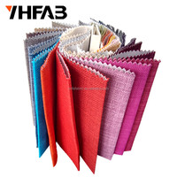2016 100% Polyester Woven Plain Eco-Friendly Yarn Dyed Fabric