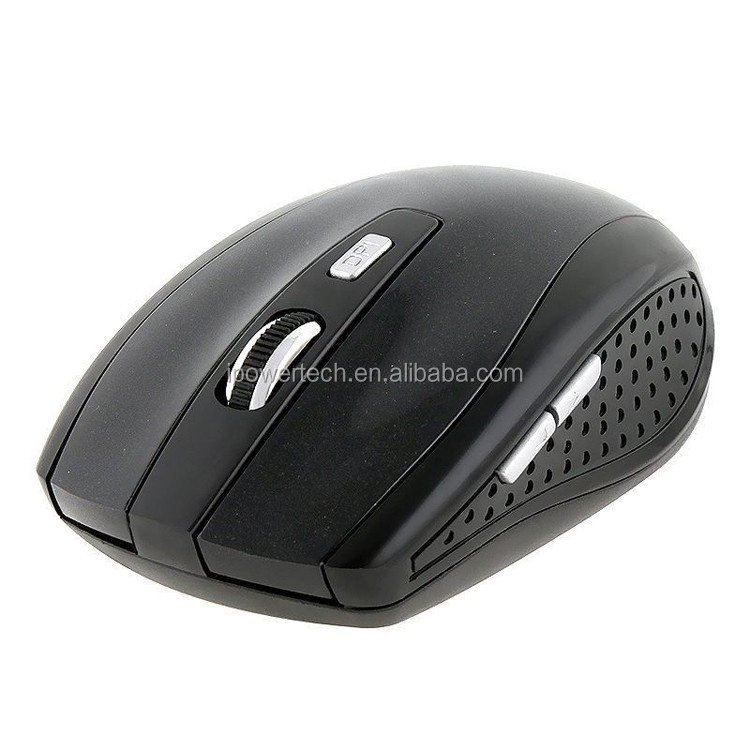 6 Key Wireless USB Optical Computer Mouse