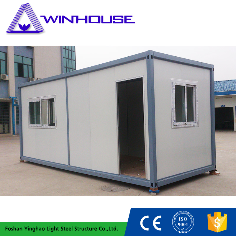 Two Bedroom Family Luxury Living Folding 20ft or 40ft Container House with Bathroom Suppliers