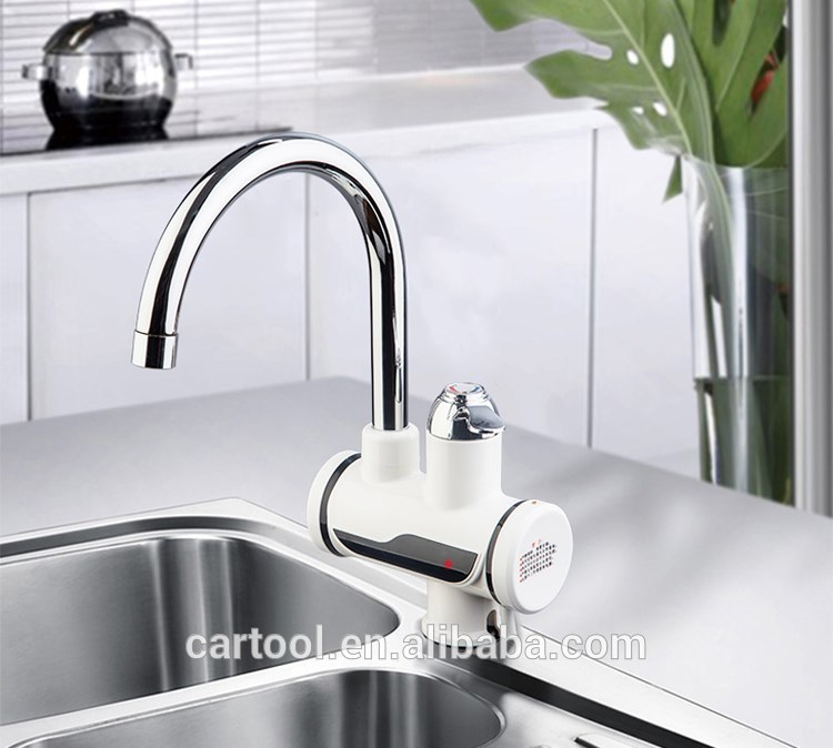 ERP approved digital instant electrical water heater tap