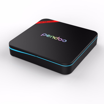1080p full hd receiver Pendoo X9 Pro S912 2g 16g iptv set top box for medical use Full HD AD player TV Box