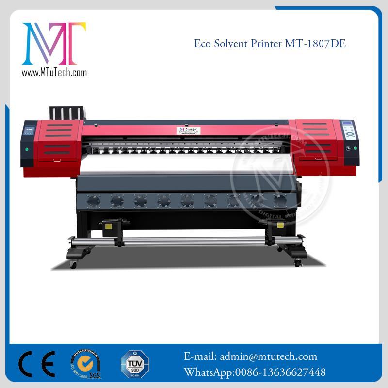 Inkjet Manufacturer Roll to Roll Banner sino color eco solvent printer