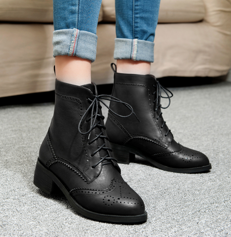 Find great deals on eBay for low heel ankle boots black. Shop with confidence.